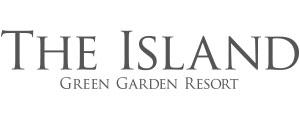 The Island logo